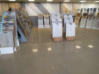 Обновление торгового зала с ламинатом